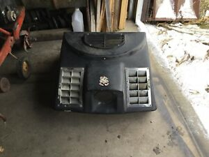 Early 70s Arctic Cat Panther Cowling/Hood