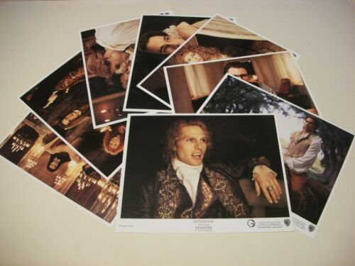 Interview with the Vampire  lobby card set 1994 Mint!