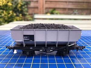Real Coal Load to fit Hornby 21t hopper wagon (medium Grade)