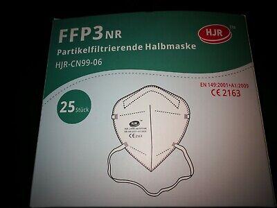 5 Stück x FFP3 Maske