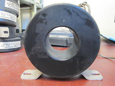 Wicc Current Transformer D150b3 Ratio 1505 50-400hz Used
