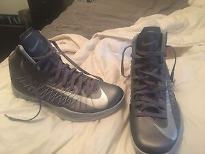 Nike hyperdunk and hyperenforcer 2012 size 13 basketball shoes Rowville Knox Area Preview