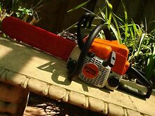 STIHL CHAINSAW Avondale Heights Moonee Valley Preview