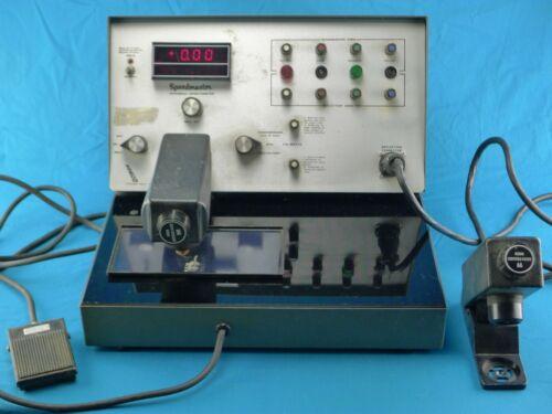 Vintage ESECO Speedmaster DUO DENSITOMETER Photographic Color Analyzer Equipment