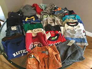 2T mixed clothing lot