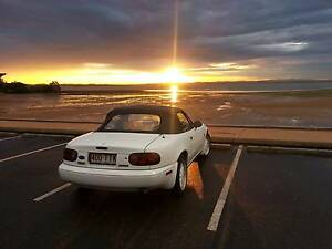 1989 Mazda MX-5 Convertible Moorooka Brisbane South West Preview