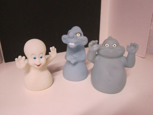 PIZZA HUT CASPER THE GHOST HAND PUPPETS SET OF 3