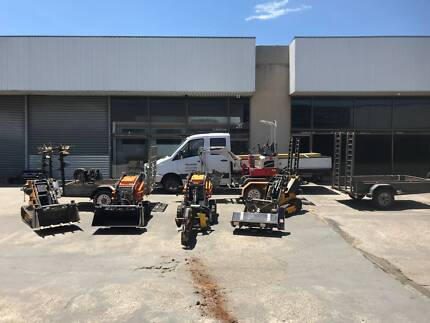 Mini Loader Hire Business For Sale