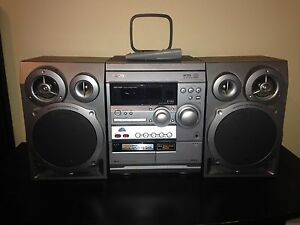 Am Fm Cd Tape Player