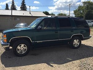 1995 Chev Tahoe 4WD