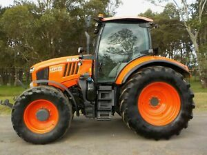 2016 Kubota M7171 Premium KVT 4x4 173hp Agricultural Farm Tractor Austral Liverpool Area Preview