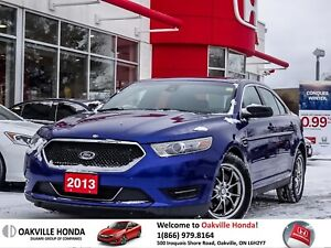 2013 Ford Taurus SHO 4D Sedan AWD Clean Carfax|Navigation|Sony S