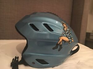 GIRO ski/snowboard helmet with vents