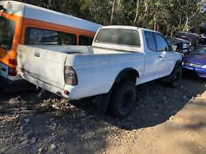 WRECKING 1997 MITSUBISHI TRITTON FOR PARTS Willawong Brisbane South West Preview