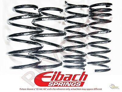 "Eibach Pro-Kit Lowering Springs For 00-05 BMW E46 325xi 330xi Sedan 1.2""/1.0"" comprar usado  Enviando para Brazil"