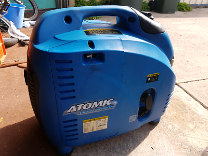 Atomic Ai2200x - Atomic Inverter Generator