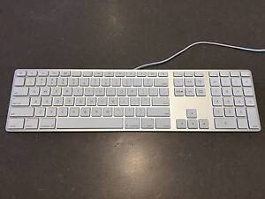Apple Wired Keyboard with Numeric Keyboard Carrum Kingston Area Preview
