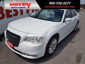 2016 Chrysler 300 Touring ALL WHEEL DRIVE, SUNROOF, NAVIGATION