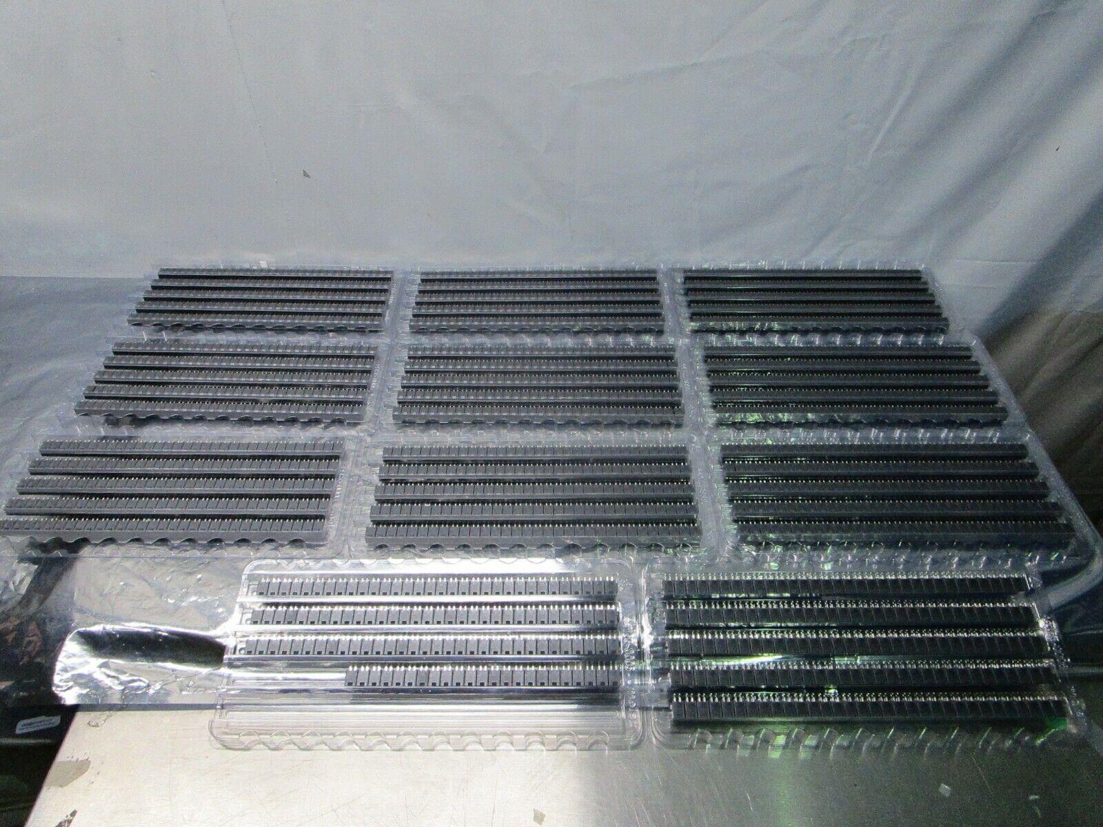 1 Lot of 1719 Molex 0462071004 Mini-Fit Jr LCP Vert. Hdr NoPeg 4ckt Tin, 101987