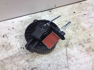 MAZDA 2 2010 Heater Blower Motor - Heater Motor Blower Fan