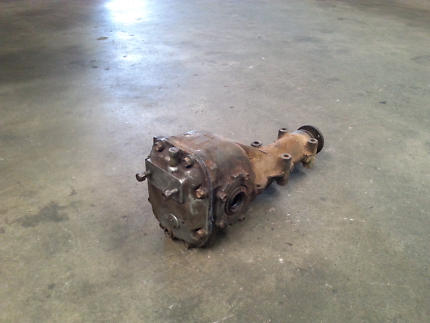 Datsun R180 diff welded Bateman Melville Area Preview