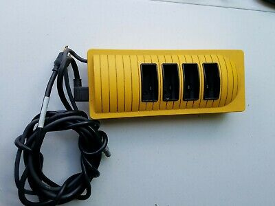 Trimble Gps Navigation 20669-00 4 Slot Battery Charger