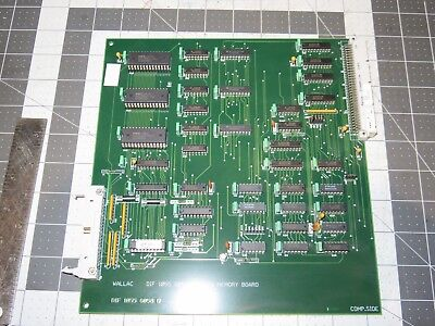 Perkin Elmer Wallac Automatic Gamma Counter Dif 1055 6058 D Mca Memory Board