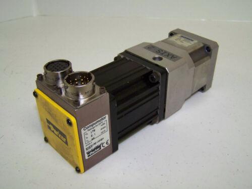 Parker Compumotor SM231AE-NMSN Motor / PX60-005 Gear Reducer