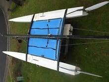 Hobie 18 catamaran - EC, tight hulls, looked after Cowes Bass Coast Preview