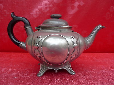 Antique Jug __ Tea Pot __Art Nouveau ___