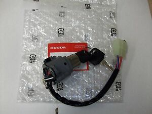 honda shadow 1100 ignition new oem honda ignition switch keys vt1100c vt 1100 c2 c3 shadow 1995 1996