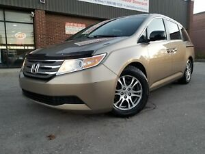 2011 Honda Odyssey EX 8 PASSENGERS DUAL POWER SLIDING DOORS!!!