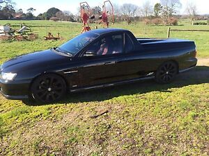 2006 Holden VZ SS thunder ute worked Warragul Baw Baw Area Preview