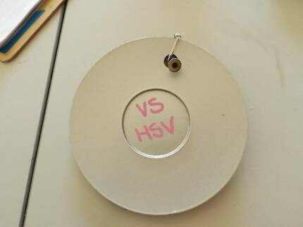 VS HSV CHROME CENTRE WHEEL CAP