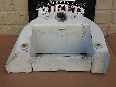 Harley Davidson Softail Oil Tank Bobber Chopper Custom