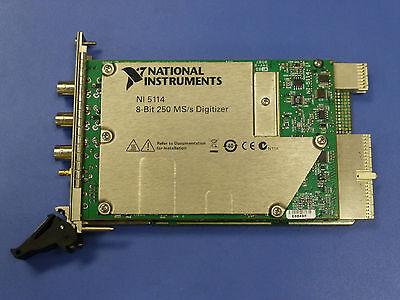 National Instruments Pxi-5114 Digitizer Card Ni Daq Scope 250mssec