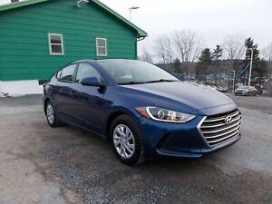 2017 Hyundai Elantra ONE OWNER - FRESH TRADE - ONLY 54KM! - A/C