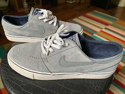 ffd71129b8 Mint Nike SB Zoom Stefan Janoski Mens Size 11 Grey