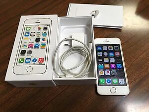 iPhone 5S 16gb Gold Excellent Condition Deer Park Brimbank Area Preview
