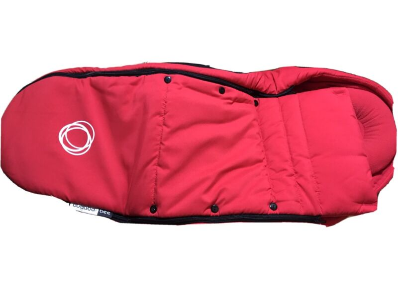 Bugaboo Bee Bee3 Bee+ Infant Cocoon Red - Excellent Condition