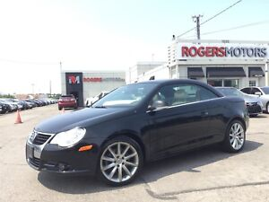 2007 Volkswagen Eos 2.0T - LEATHER - CONV