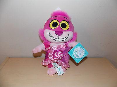 Disney Parks Alice in Wonderland Cheshire Cat Blanket Babies Plush Doll Toy NEW