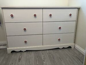 South Shore Lily Rose Dresser