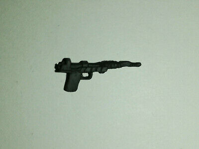 Black A-Wing Pilot / Imperial Gunner Gun Vintage Star Wars Repro Spare Part