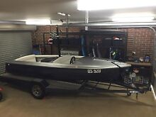 Early 1970s Merlin Mirage Ski Boat HOT PRICE $5000 Mount Martha Mornington Peninsula Preview