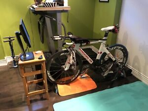 Tacx ironman + many other items- worth $2500 new