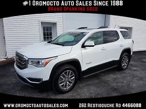 2018 GMC Acadia SLE-2 WINTER TIRES INCLUDED