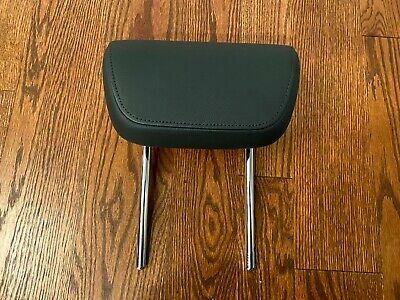 2009 - 2012  Audi Q5 LEFT or RIGHT REAR Headrest Black Leather XLNT FREE SHIP A+