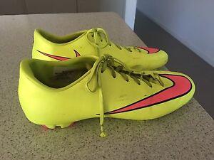 Nike Footy Boots. Sebastopol Ballarat City Preview