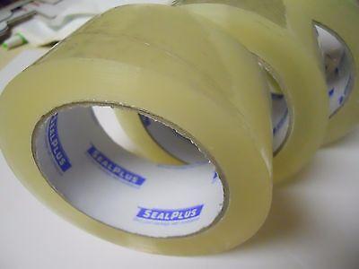 6 Rolls -2x110 Yards330 Ftbox Carton Sealing Packing Package Tape Generic